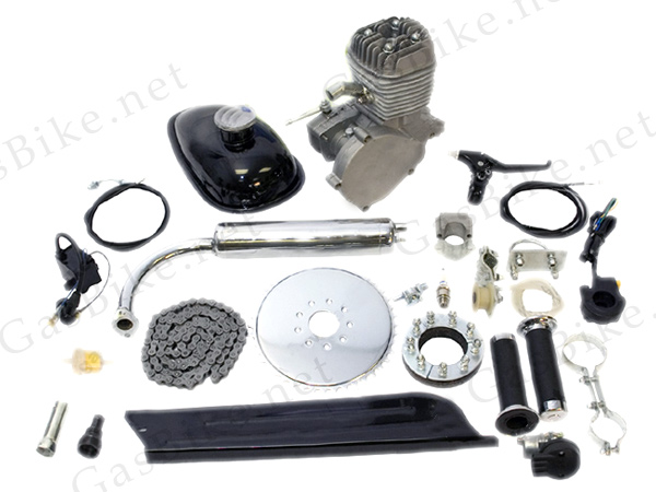 Silver Flying Horse 66cc/80cc Bike Engine Kit